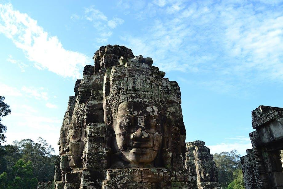 Bayon – Cambodja