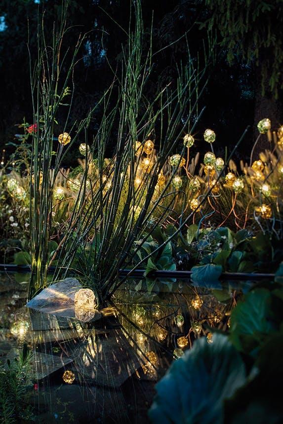udendørslamper Anker & Co blomsterlys
