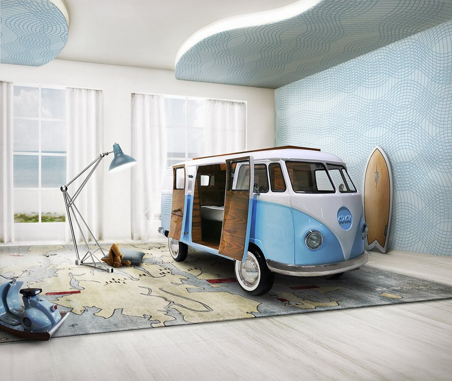 inspiration til børneværelset circu seng