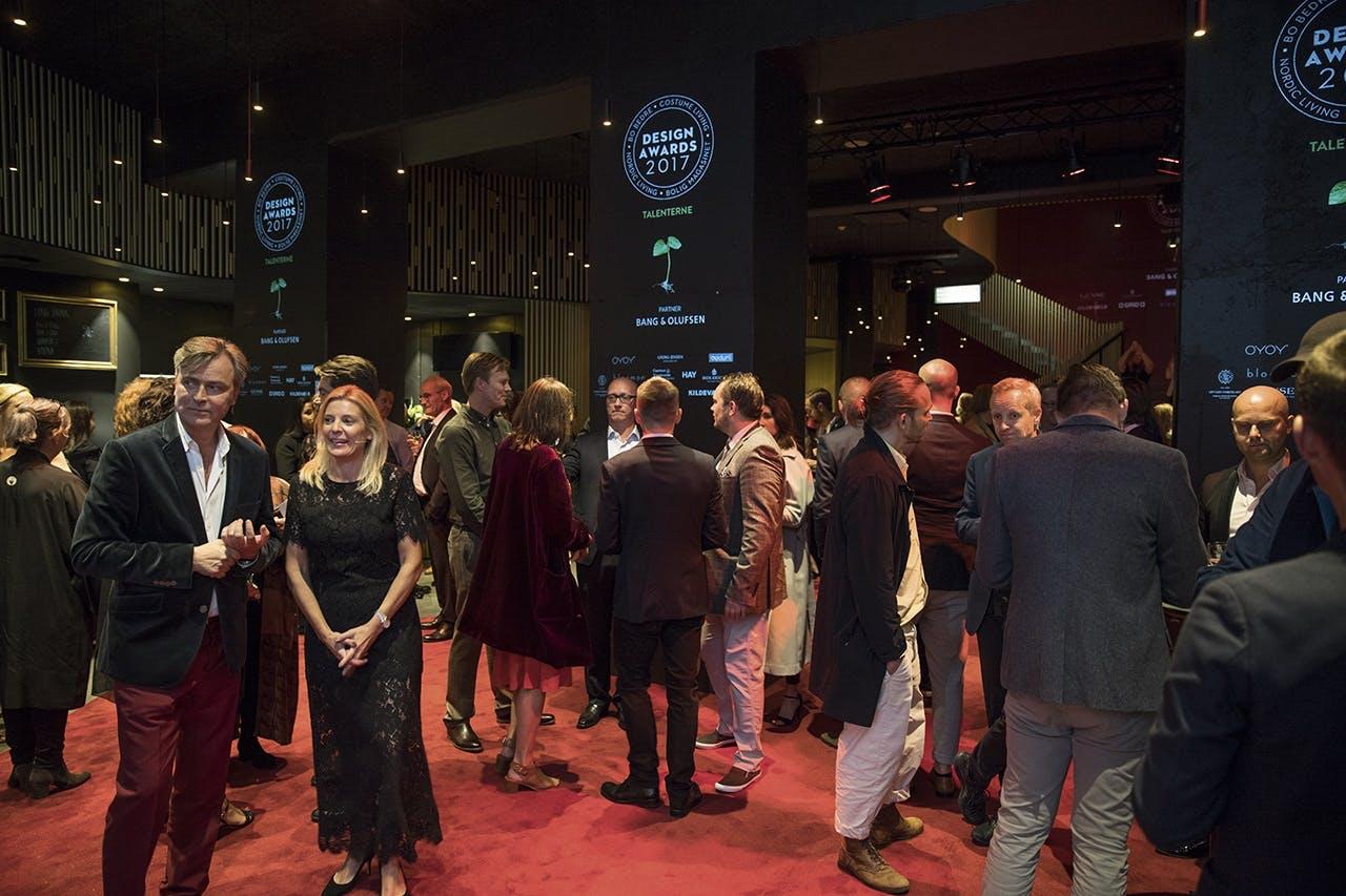 design awards 2017 folketeatret indgang