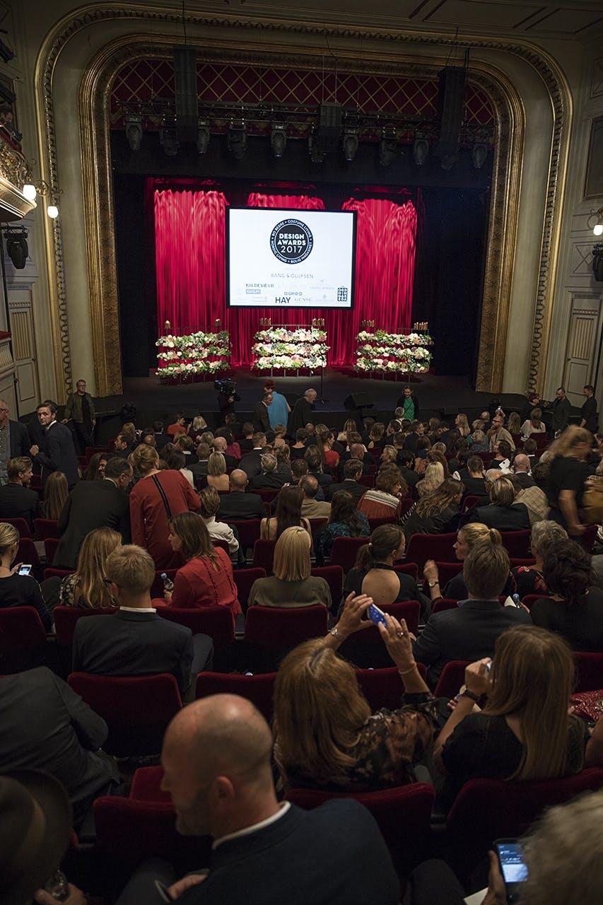 design awards 2017 folketeatret salen