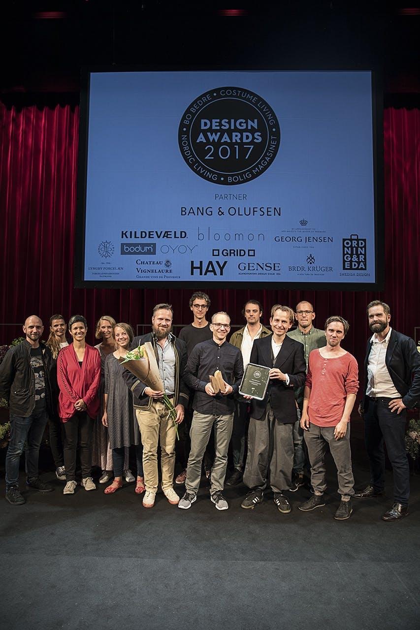 design awards 2017 folketeatret danish design makers
