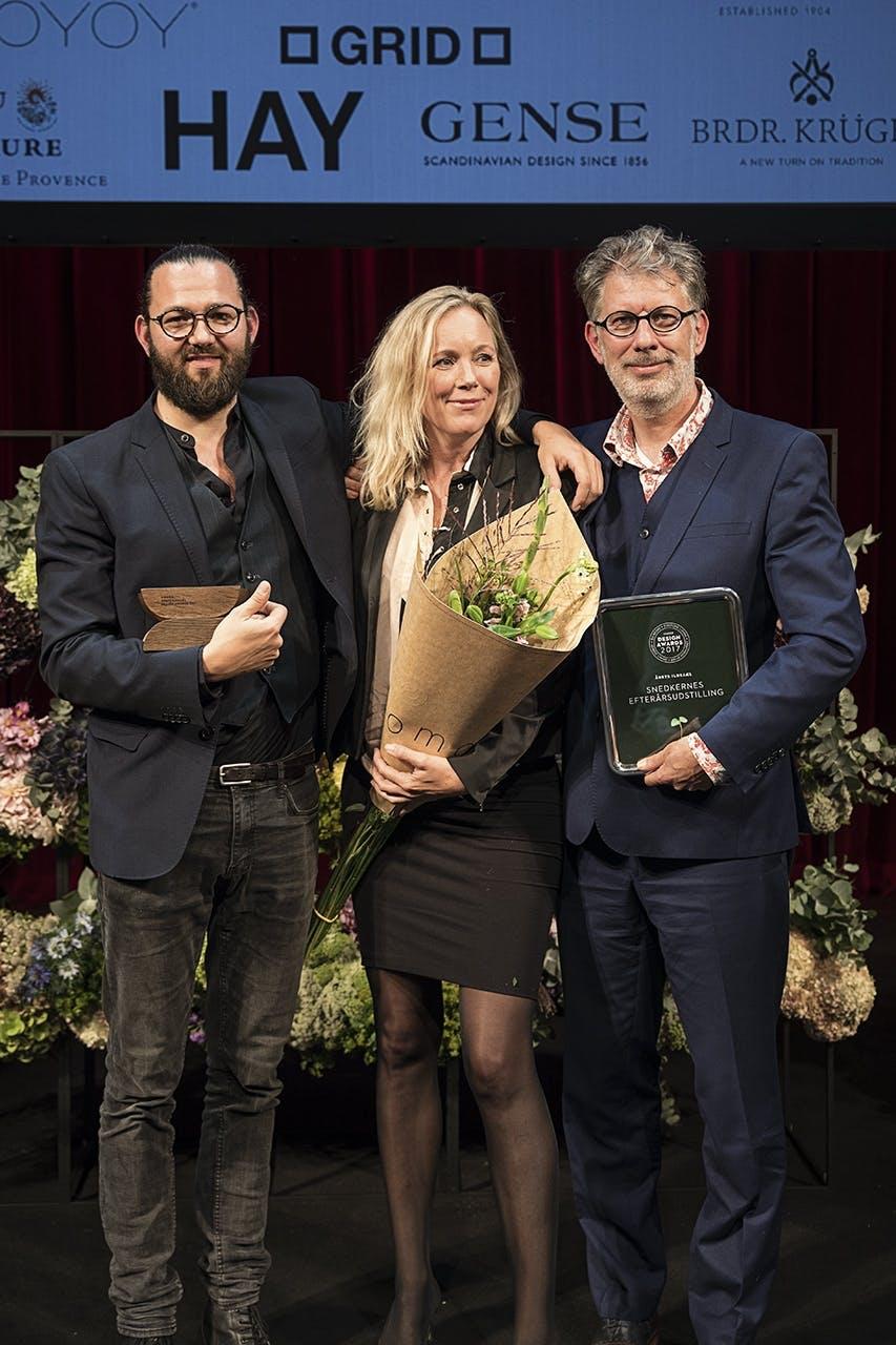 design awards 2017 folketeatret ildsjæl snedkernes efterårsudstilling