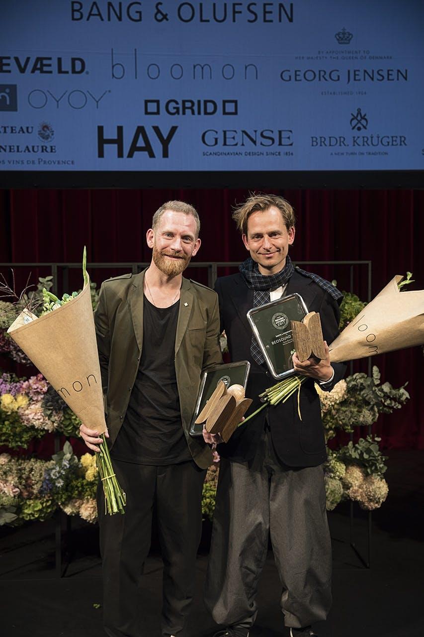 design awards 2017 folketeatret B&O Øivind Alexander Slaato