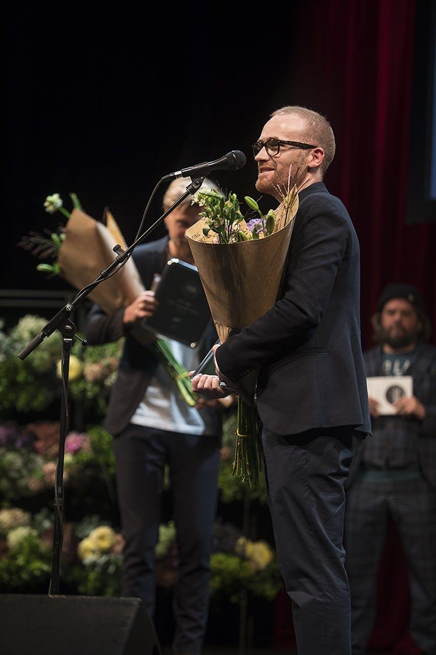 design awards 2017 folketeatret Årets møbel rui alvez menu