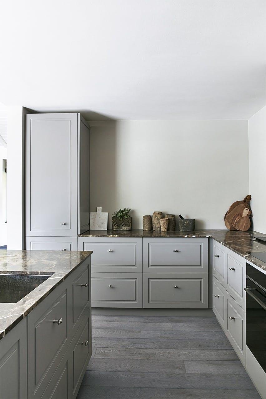 sommerhus privat køkken