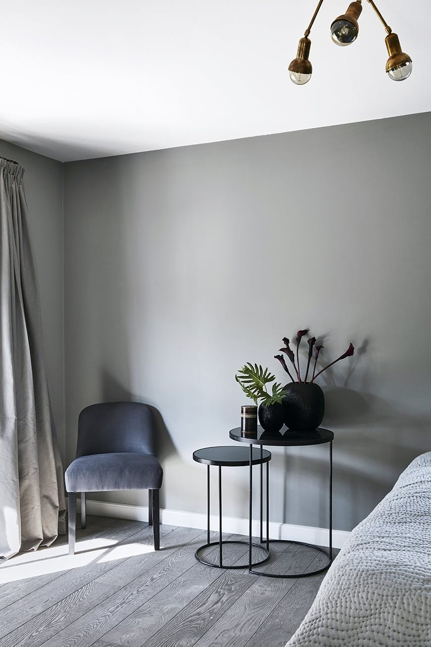 sommerhus privat soveværelse