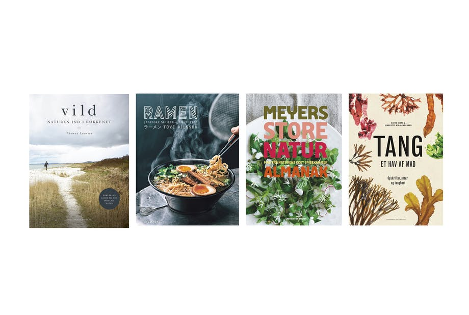 nye kogebøger