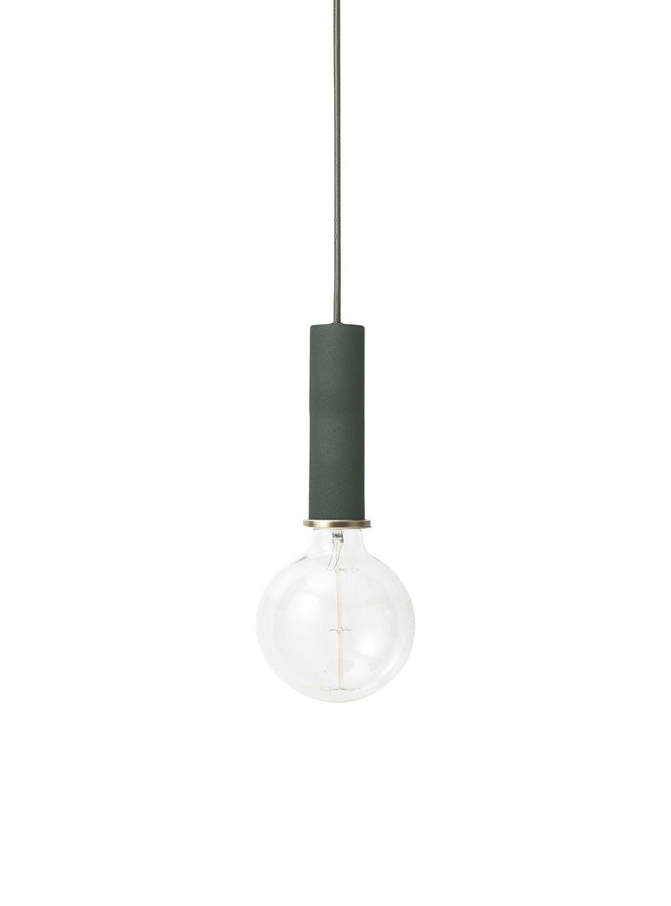 kontor indretning inspiration lampe