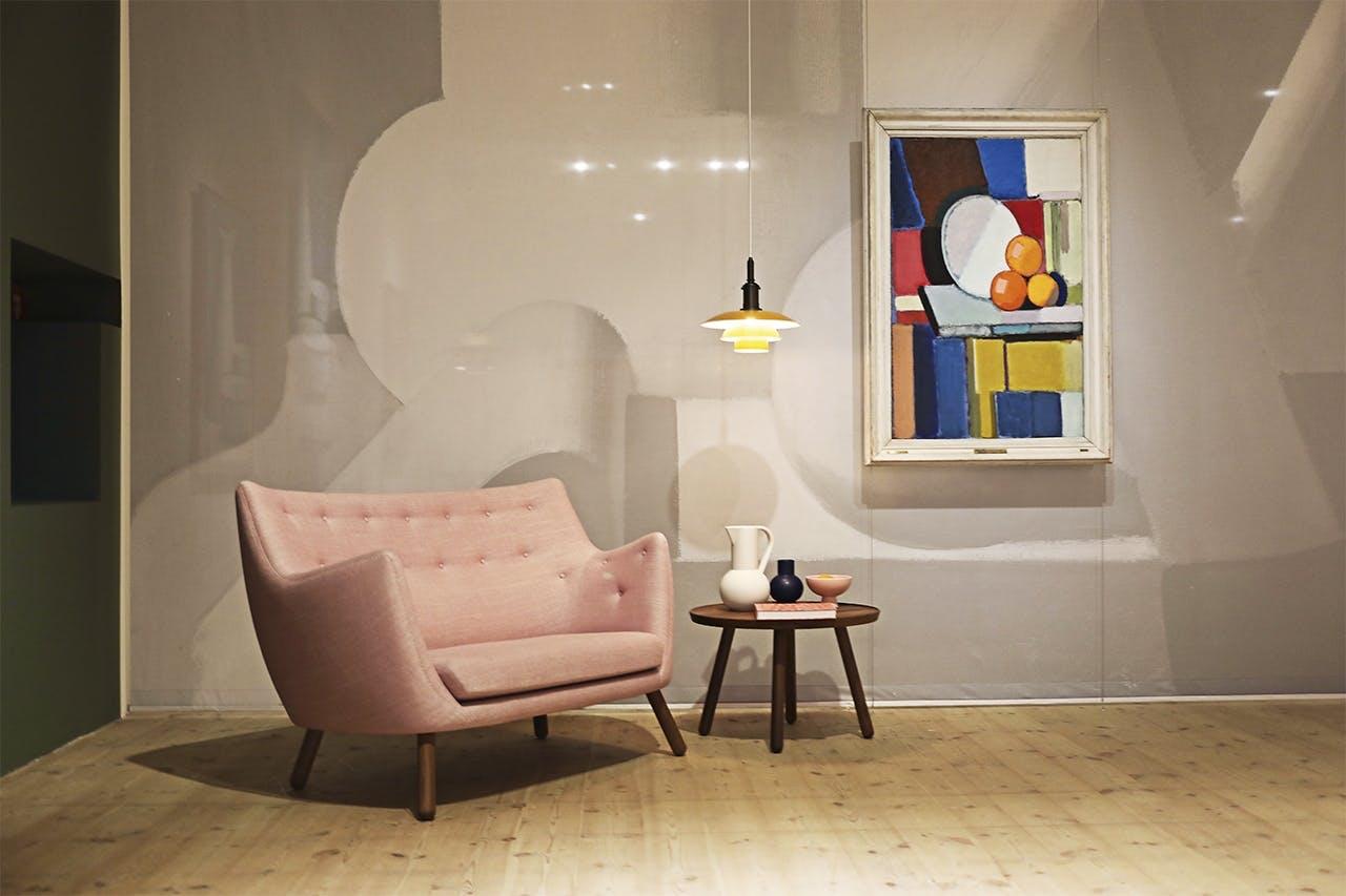 kunst indretning udstilling