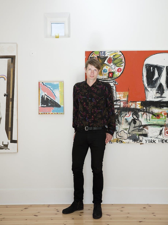 galleri kunst malerier