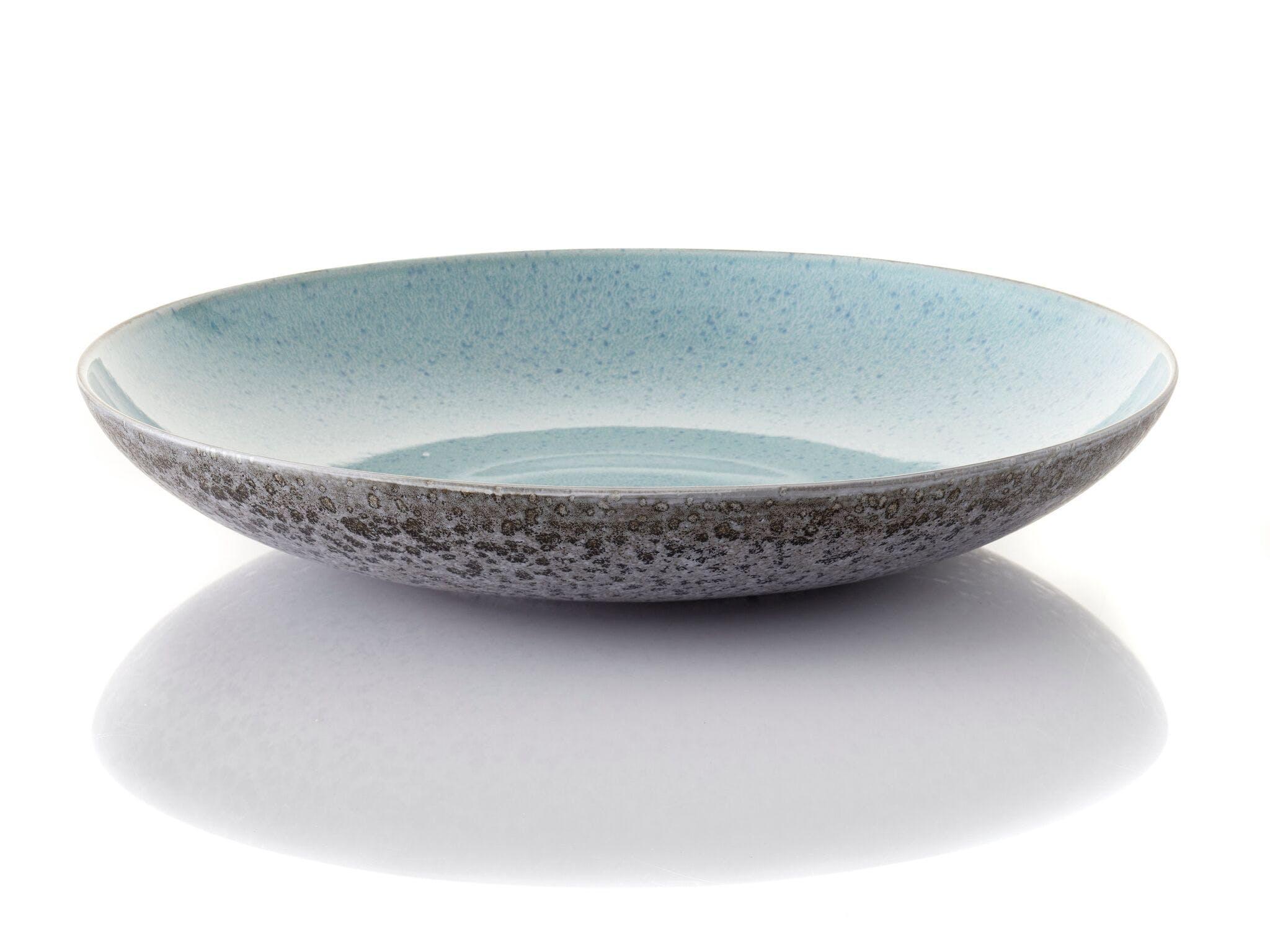 keramik christian bitz fad bordfad lyseblå