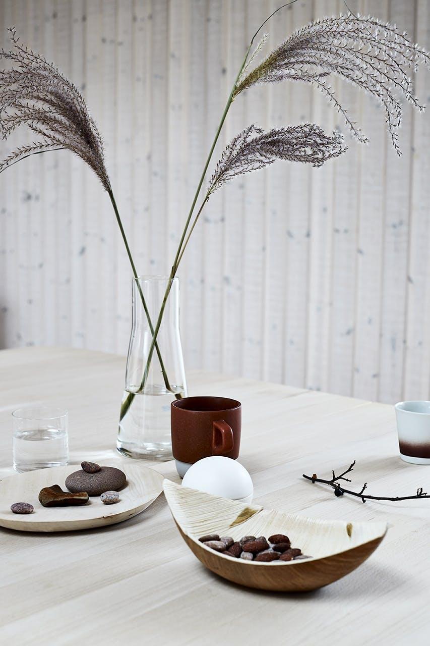 sommerhus bord pynt