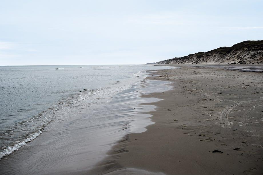vesterhavet strand natur