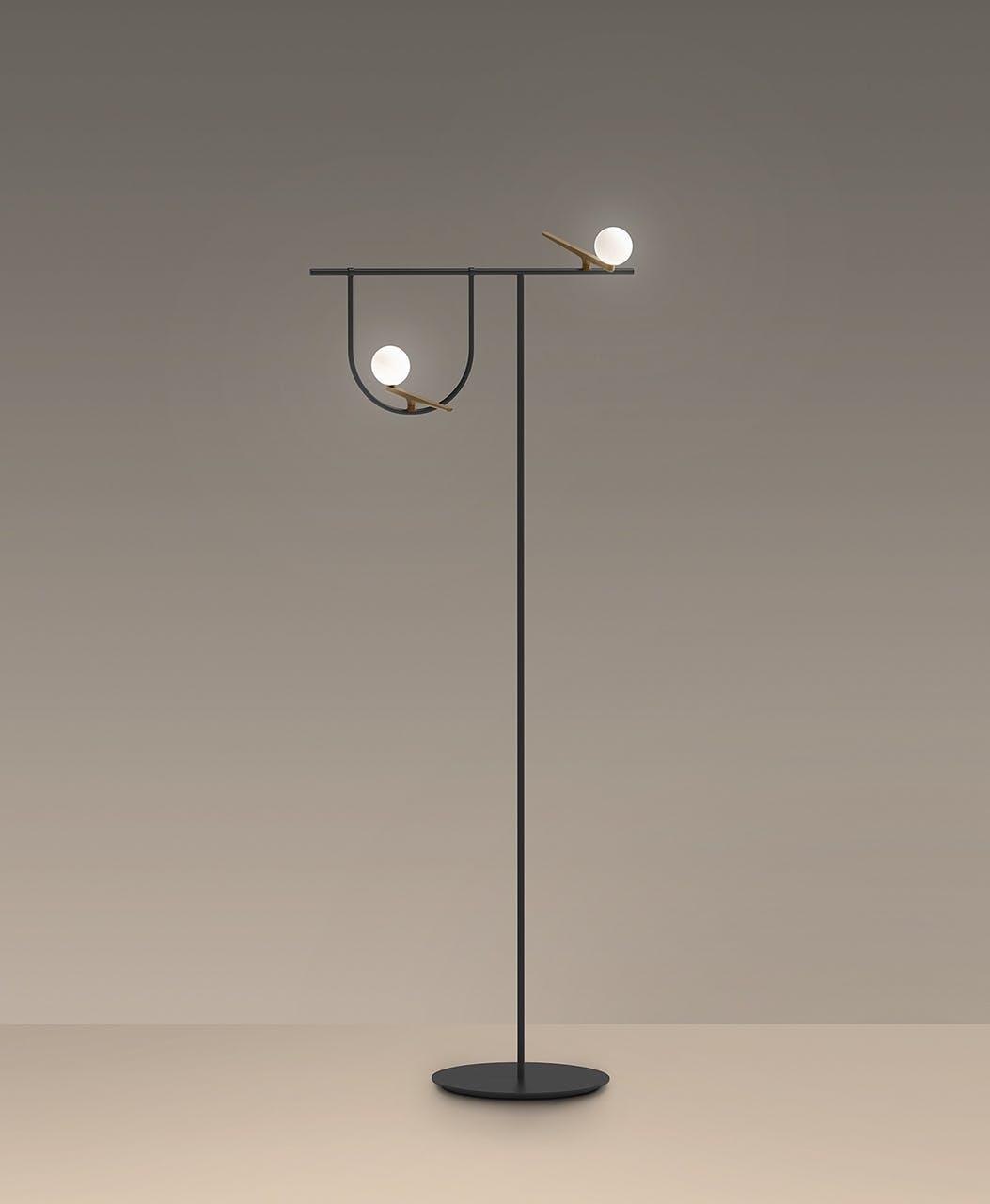 Standerlampen Yanzi af Neri & Hu for Artemide