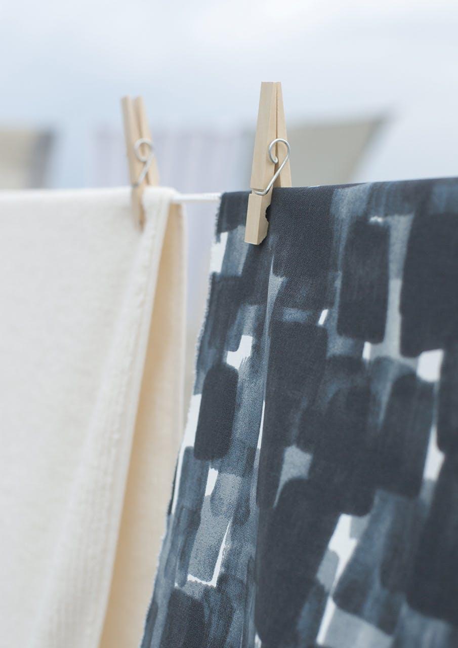 Tekstiler på tørresnoren