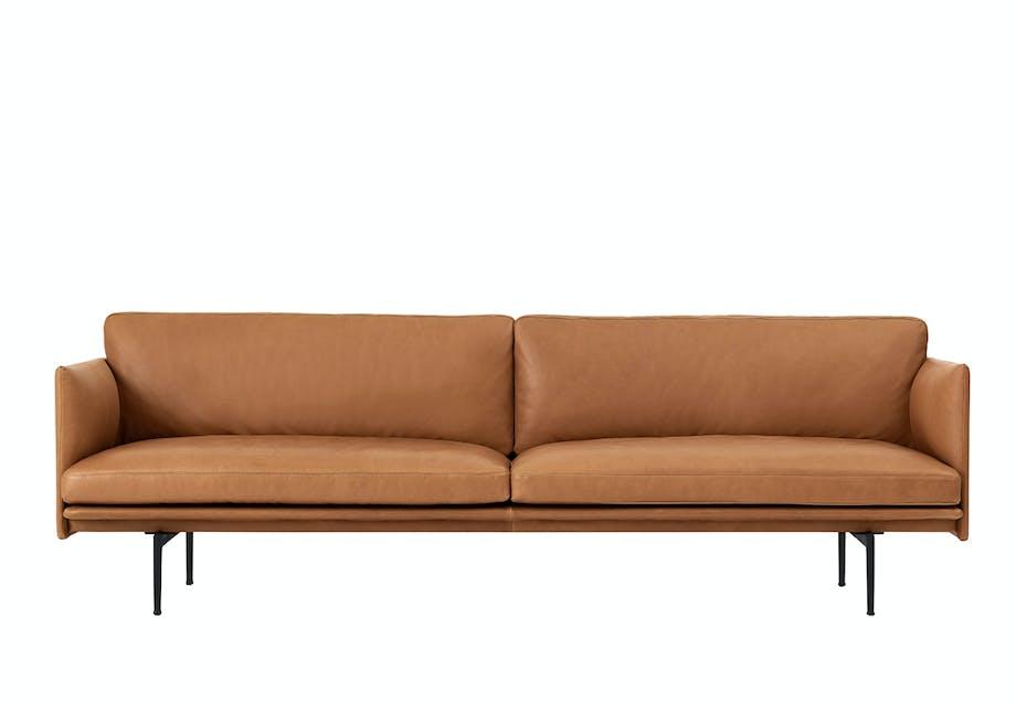 Outline sofa fra Muuto