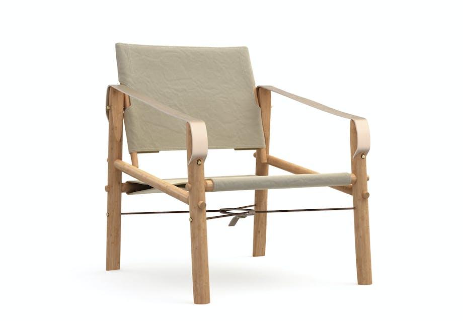 Nomad Chair fra We do Wood