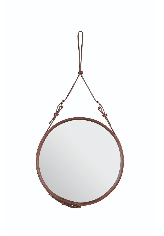 Adnet circulaires spejl fra Gubi