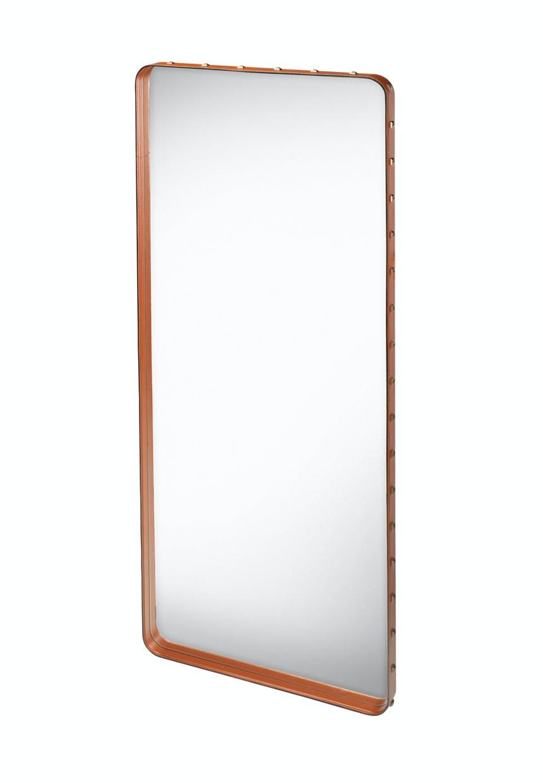 Adnet rectangulaires spejl fra Gubi