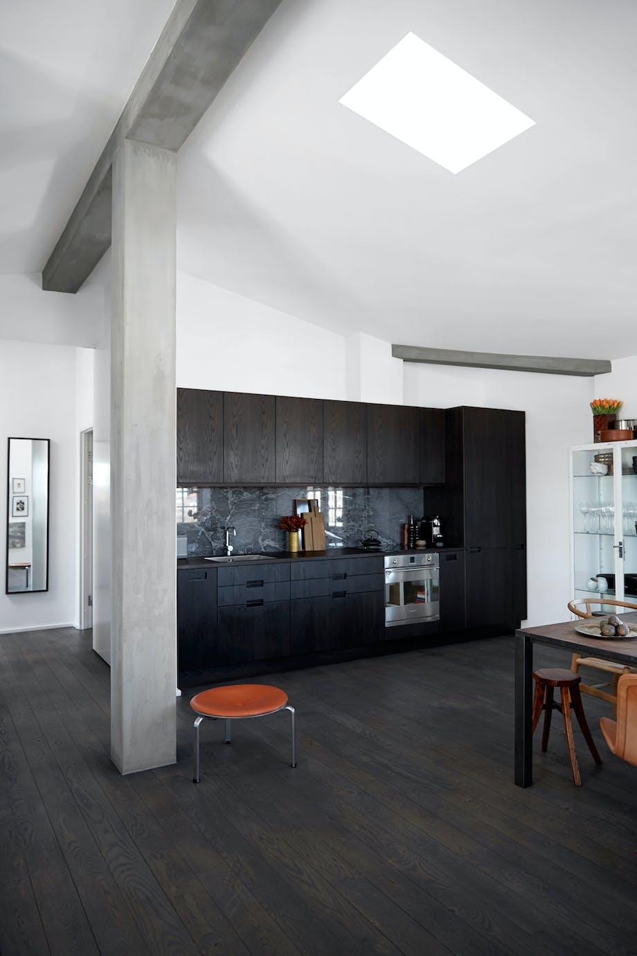 Køkkenet som møbel