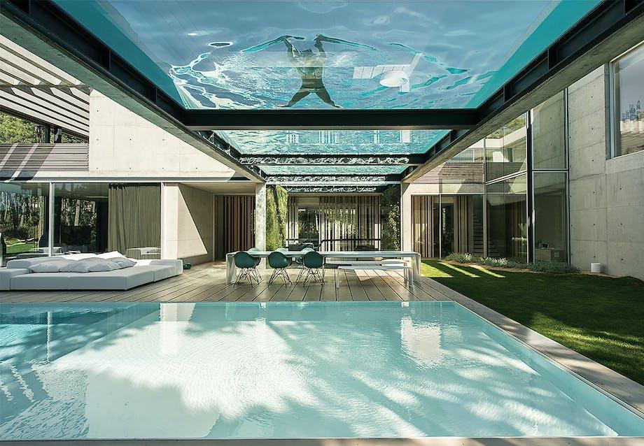 Arkitekttegnet, robust og luksuriøst