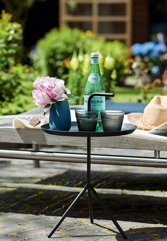 DLM-bord fra Hay på terrassen