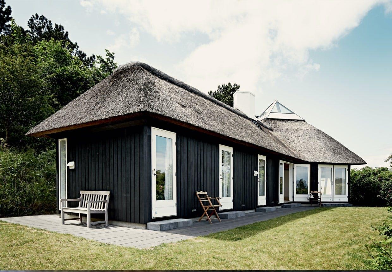 Sommerhus i de fredede bakker i Issehoved