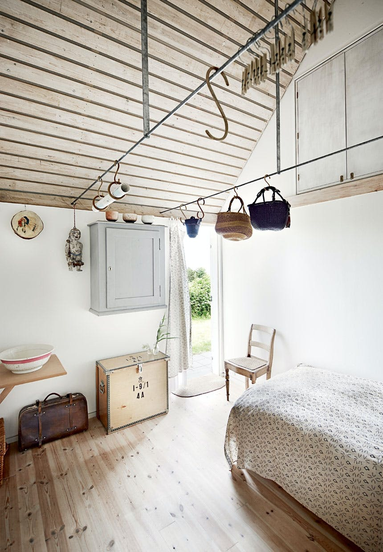 Stemningsfuldt soveværelse