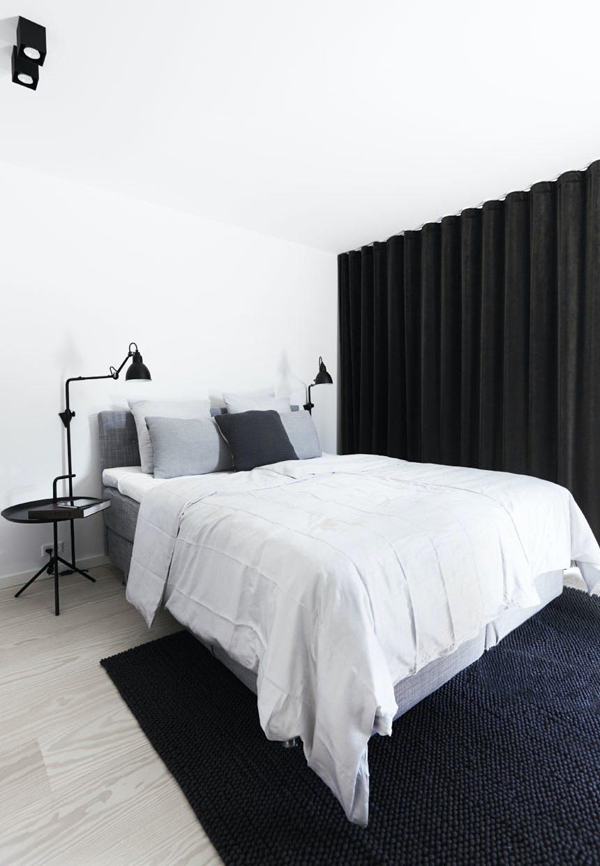 Emil Thorup sommerhus seng