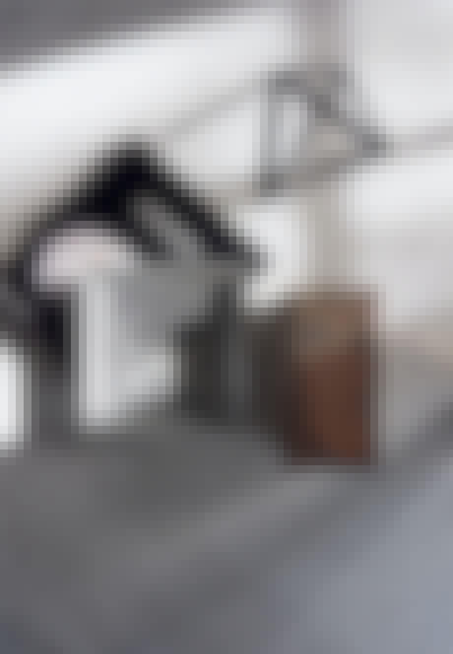 Detaljer på sofabord