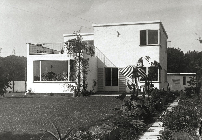 Det første moderne hus