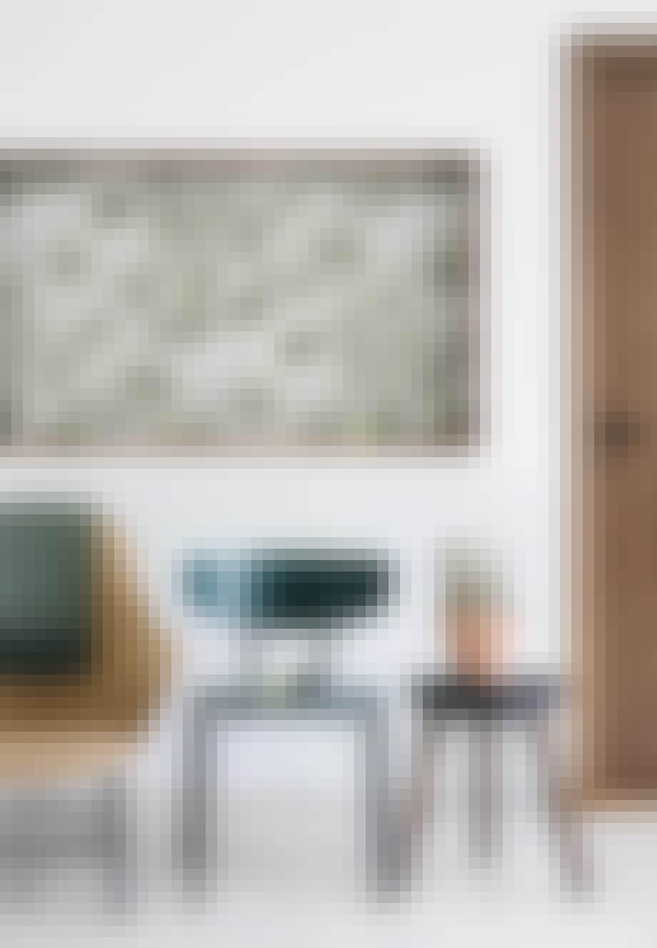 Designelementer anno 2017 i Arne Jacobsens hus