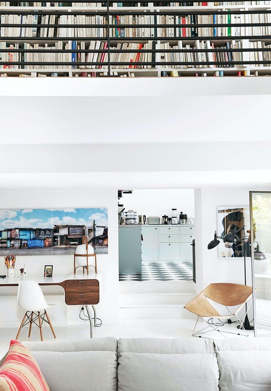 Forskudte niveauer og eget bibliotek