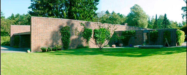 Forbrydelsen i Knud Holschers villa