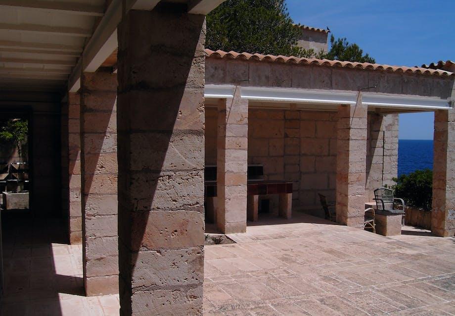 Bedragerens sommerresidens - Utzons sommerhus på Mallorca