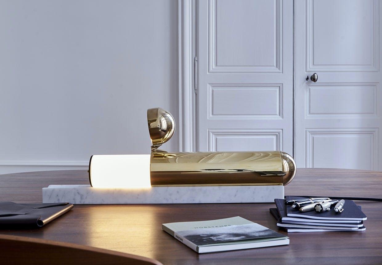 En anderledes lampe