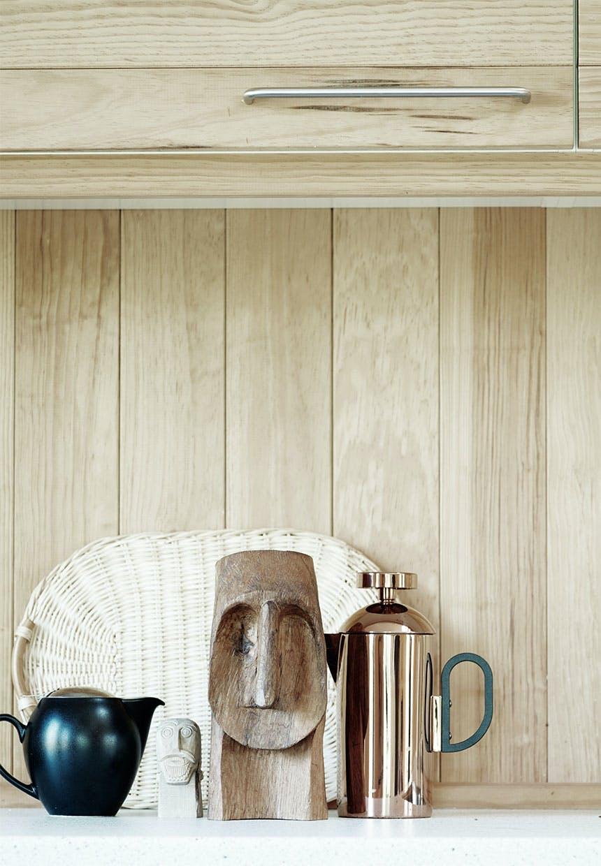 Stilleben i køkkenet