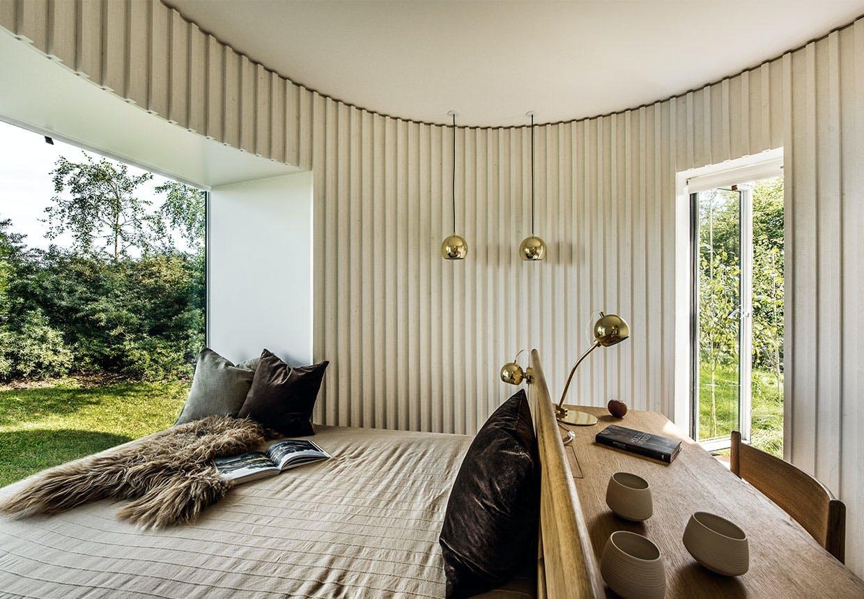 Et fantastisk soveværelse