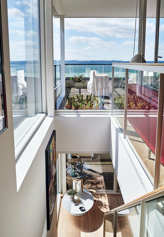 Endnu en terrasse med smuk udsigt