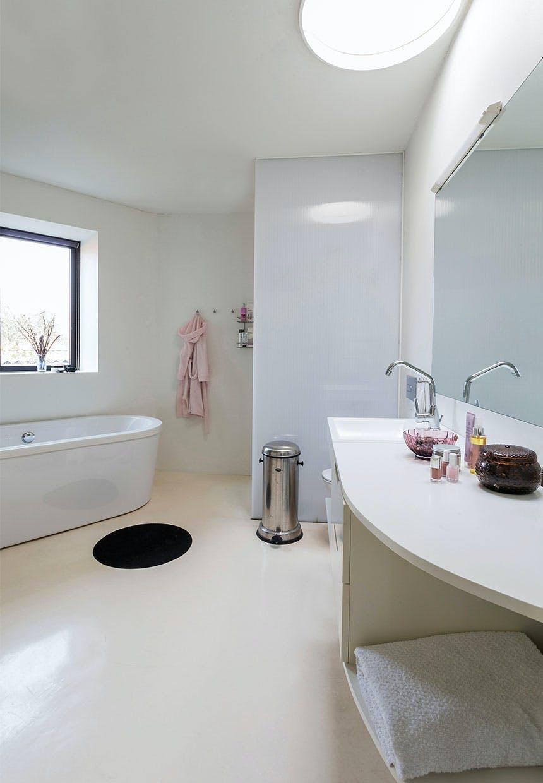 Lyst, lækkert og tilpasset badeværelse