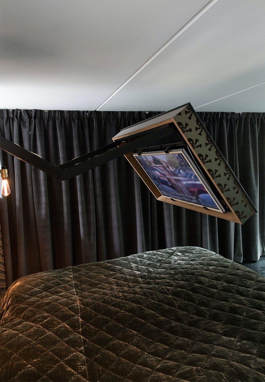 Lidt ekstra luksus til soveværelset
