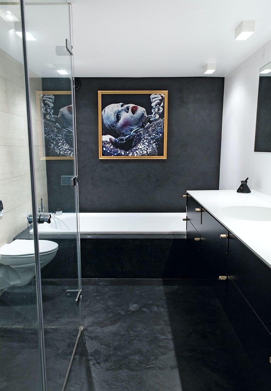 Fantastiske effekter på badeværelset