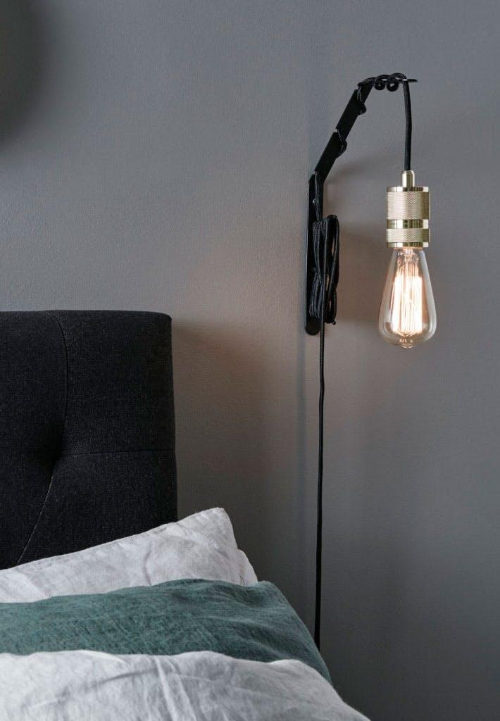 Hængende væglampe
