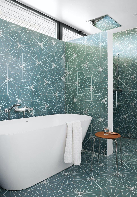 Utraditionelt badeværelse