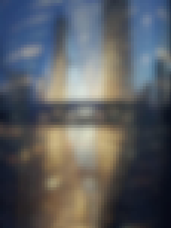 Hadid: Dronningen af de himmelstræbende bygninger