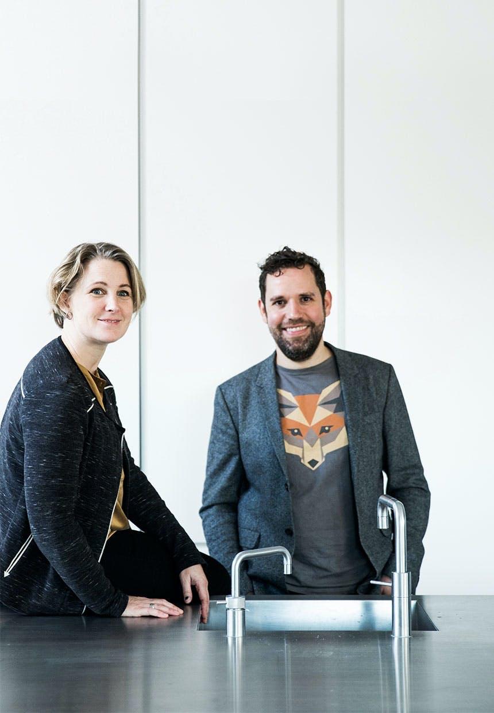 Signe Wirth Engelund og Sune Engelund