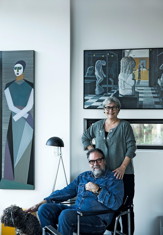 Sunes forældre, Yvonne og Nils Engelund
