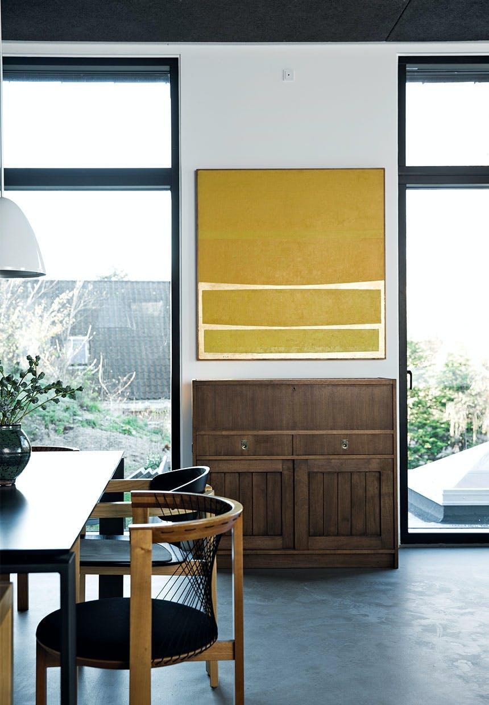 Hjemmelavet møbel
