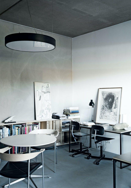 Kontor og møderum